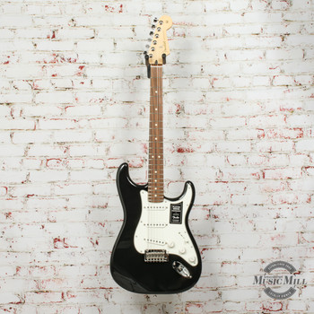 Fender Player Stratocaster Electric Guitar Black x6544