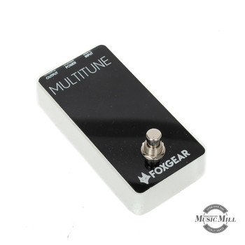 Foxgear Multitune Tuning Pedal (USED) x9202