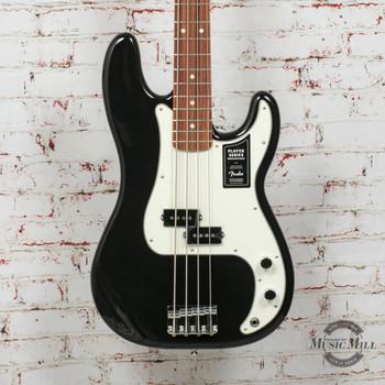 Fender Player Precision Bass® Electric Bass, Pau Ferro Fingerboard, Black x7972