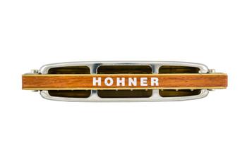 Hohner Blues Harp MS-Series Harmonica Key of B