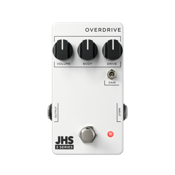 JHS 3 Series Overdrive Pedal
