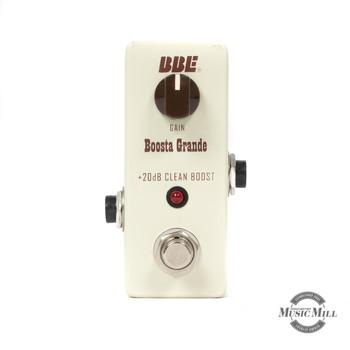 BBE Mini Boosta Grande Clean Boost Pedal (USED) x0200