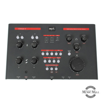 SPL Crimson 3 USB Interface Monitor Controller (USED) x0043
