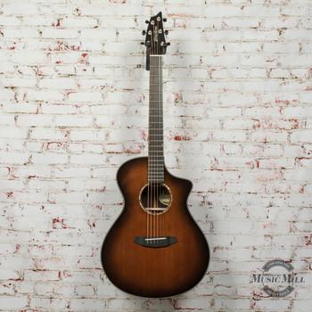 Breedlove Limited Run Premier Concert Walnut Burst CE Cedar/Rosewood Acoustic-Electric Guitar x5467