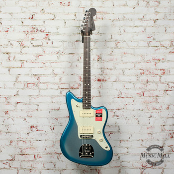 Fender 2020 Limited Edition American Professional Jazzmaster® Electric Guitar, Solid Rosewood Neck, Sky Burst Metallic x0684