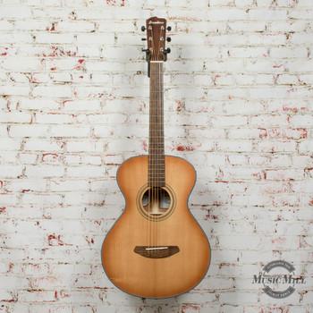Breedlove Signature Concertina CE Torrefied European-African Mahogany Acoustic/Electric Guitar Copperburst x1429