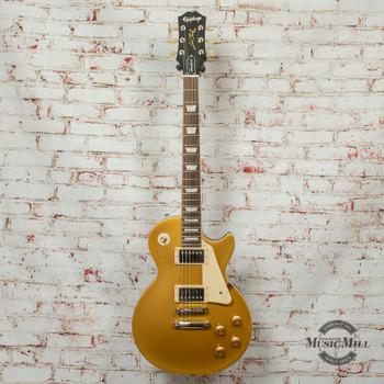Epiphone Les Paul Standard 50's Electric Guitar Metallic Gold x6502