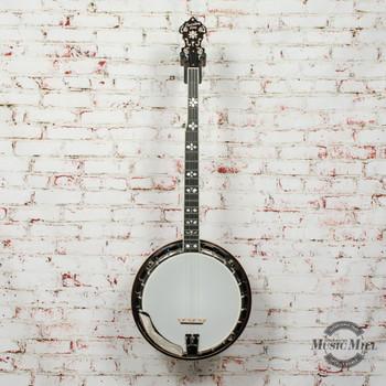 Recording King The Elite Traditional Banjo x8692