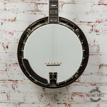 Recording King RKR35BR Resonator Banjo Madison x8778