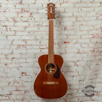 Guild M120E Acoustic/Electric Guitar Natural (USED) x2041