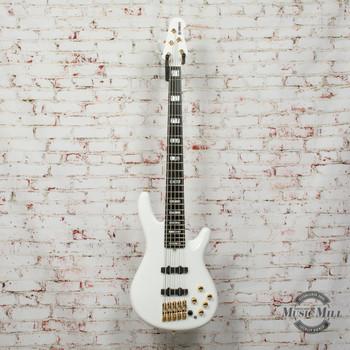 Yamaha BBNE2 Nathan East Signature Bass White (B-STOCK) x056E