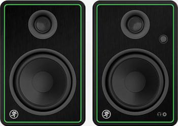 Mackie CR5-XBT 5-Inch Multimedia Monitors w/ Bluetooth- Pair