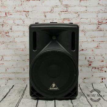 """Behringer B212A - 2-Way 12"""" 400 Watt Active Speaker x4261 (USED)"""
