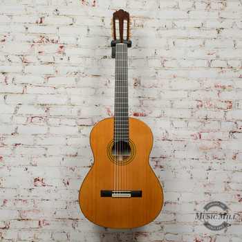 Yamaha GC12C Classical Acoustic Guitar - Natural (B-Stock) x0267