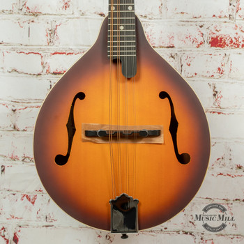 Recording King A-Model Dirty 30's Mandolin 3-Color Sunburst x8517