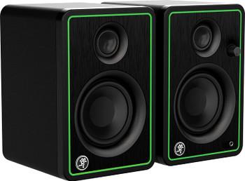 Mackie CR-X Series 3-Inch Monitors w/Bluetooth - Pair