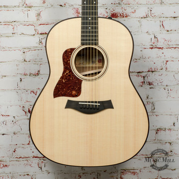 Taylor AD17e American Dream Grand Pacific Acoustic Electric Guitar, Left-Handed, Natural x0117