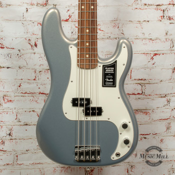 Fender Player Precision Bass Silver x5088