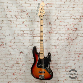 Fender Geddy Lee Jazz Bass 3-Color Sunburst x3088