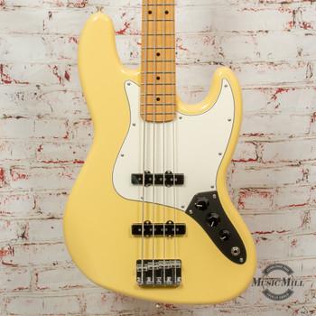 Fender Player Jazz Bass Buttercream x9232