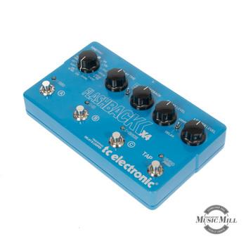 TC Electronics Flashback x4 Delay and Looper Pedal (USED) x3907