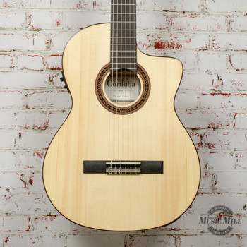 Cordoba C5-CET Limited Edition Acoustic/Electric Classical Guitar x9283