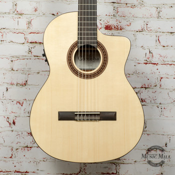 Cordoba C5-CE SP Iberia Series Nylon-String Acoustic/Electric Guitar x9279