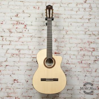 Cordoba C5-CE SP Iberia Series Nylon-String Acoustic/Electric Guitar x9279