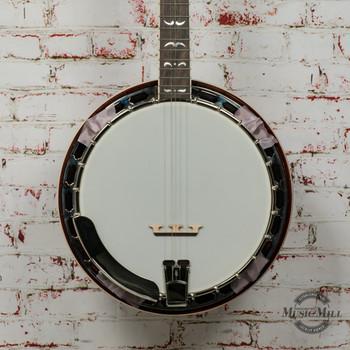Recording King RK-R36 Madison Select Mahogany Resonator Banjo x9339