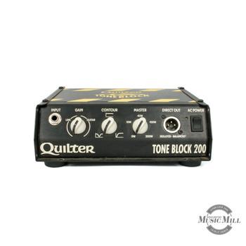 Quilter Toneblock Guitar Amp Head x5001 (USED)