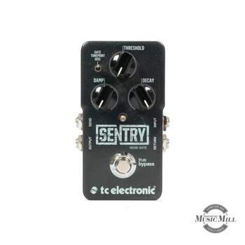 TC Electronics Sentry Noise Gate Pedal (USED) x8937