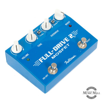 Fulltone Full-Drive 2 Mosfet Overdrive Pedal (USED) x9394