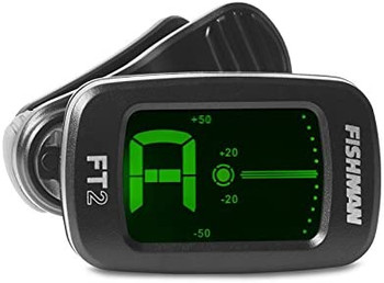 Fishman FT-2 Guitar Tuner