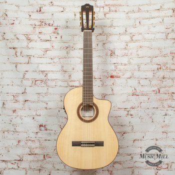 Cordoba C5-CET Limited Edition Classical Acoustic Guitar Natural Spalted Maple x9281