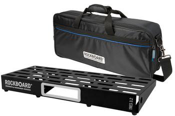 Warwick Rockboard TRES 3.2 Pedalboard w/Bag