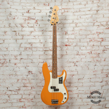 Fender Player Precision Bass Capri Orange x6888