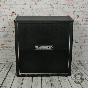 Basson B412 Guitar Cabinet x3107 (USED)