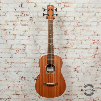 Cordoba Mini II MH-E Acoustic/Electric Bass Natural x9277