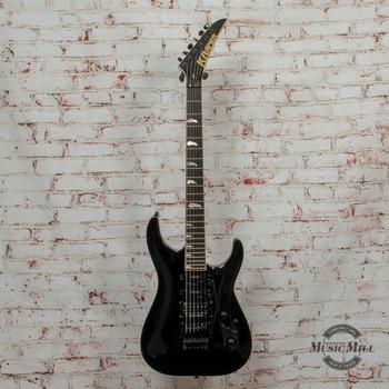 Kramer SM-1 Electric Guitar Gloss Black x3730