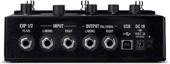 Line 6 HX Stomp Multi-Effects Guitar Pedal - Black