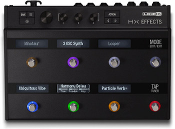 Line 6 HX Effects Floor Multi FX Pedal - Black