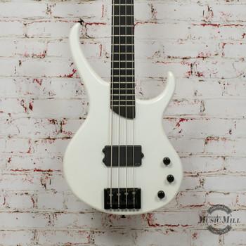 Kramer D-1 Bass Pearl White (Factory Second) x2958