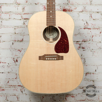 Gibson G-45 Studio Acoustic/Electric Guitar Antique Natural x0001