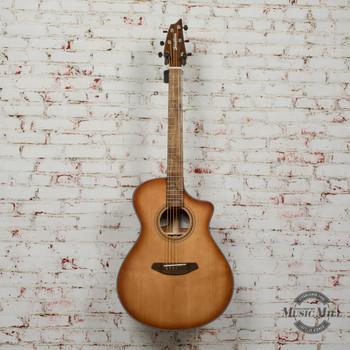 Breedlove Signature Concert Copper CE Acoustic Electric Guitar Torrefied European-African Mahogany x2810
