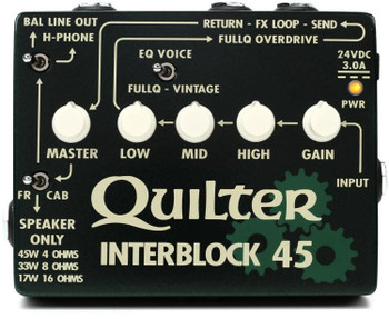Quilter Labs InterBlock 45 Guitar Head