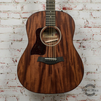 Taylor AD27e American Dream Left-Handed Acoustic Electric Guitar Natural x0104
