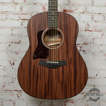 Taylor American Dream AD27 Mahogany Left-Handed Acoustic Guitar - Natural x0100