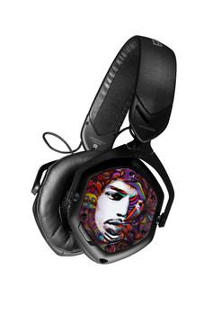 "V-MODA Hendrix ""Peace, Love & Happiness"" Special Edition Wireless Bluetooth Headphones"