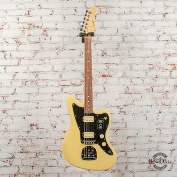 Fender Player Jazzmaster® Electric Guitar, Pau Ferro Fingerboard, Buttercream x2753
