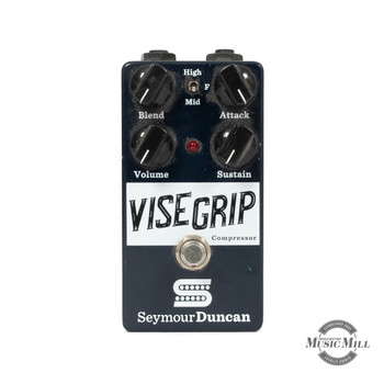 Seymour Duncan Vise Grip Compressor Guitar Pedal x9796 (USED)